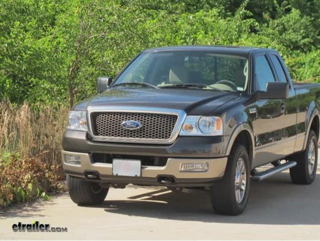 2005 Ford F 150 Custom Towing Mirrors Longview