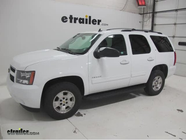Recommended Custom Fit Towing Mirrors For A Chevy Tahoe LTZ - 2013 chevy tahoe pics