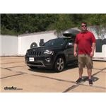 Malone Roof Box Review - 2014 Jeep Grand Cherokee
