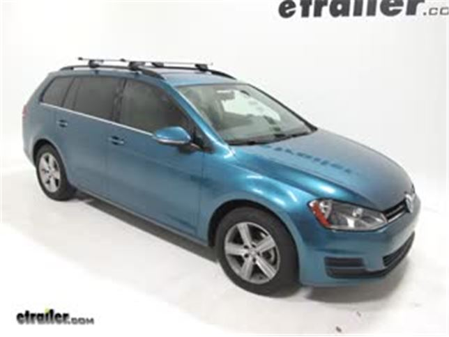 vw sportwagen roof rack