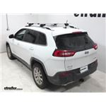 Malone AirFlow2 Universal Roof Rack Installation - 2016 Jeep Cherokee