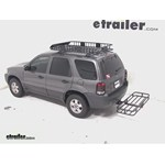 MaxxTow Hitch Cargo Carrier Review - 2005 Ford Escape