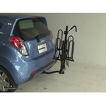 MaxxTow MaxxHaul Platform-Style 2 Bike Rack Review - 2014 Chevrolet Spark