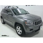 Michelin RainForce Wiper Blades Installation - 2012 Jeep Grand Cherokee