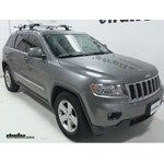 Michelin Stealth Ultra Wiper Blades Installation - 2012 Jeep Grand Cherokee