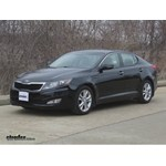 Michelin Stealth Ultra Wiper Blades Installation - 2013 Kia Optima