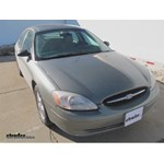 Michelin Stealth Ultra Wiper Blades Installation - 2001 Ford Taurus