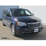 Michelin Stealth Wiper Blades Installation - 2013 Chrysler Town and Country