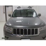 Michelin Stealth Wiper Blades Installation - 2012 Jeep Grand Cherokee