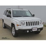 Michelin Stealth Windshield Wiper Blade Installation - 2013 Jeep Patriot