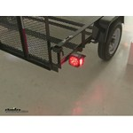 Video install optronics led trailer tail light set tll28rk