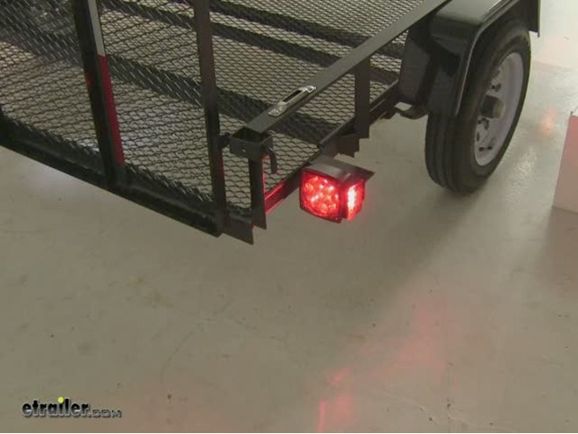 Optronics Miro Flex LED Trailer Tail Light Set Installation Video |  Etrailer.com