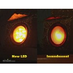 Optronics Round LED Side Marker Light Installation