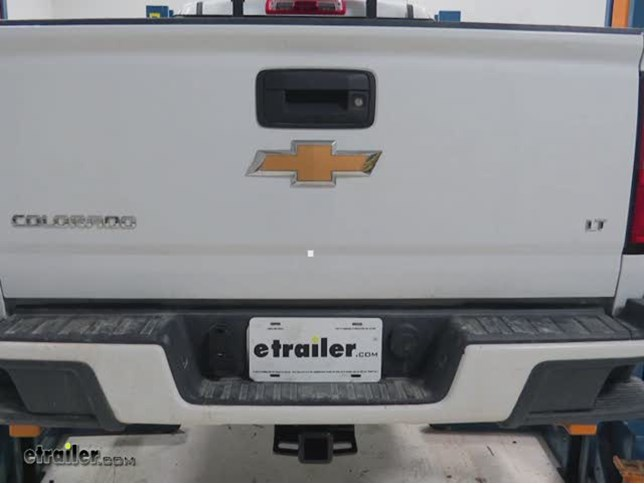 2015 Silverado Trailer Plug Diagram
