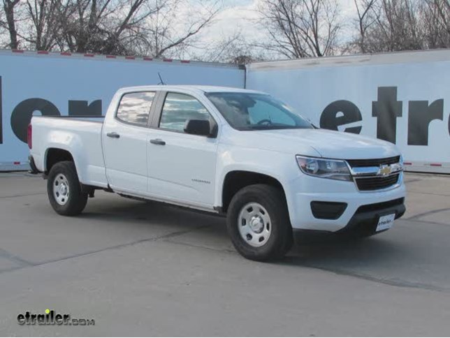 Trailer wiring harness installation 2016 chevrolet colorado video trailer wiring harness installation 2016 chevrolet colorado video etrailer swarovskicordoba Image collections