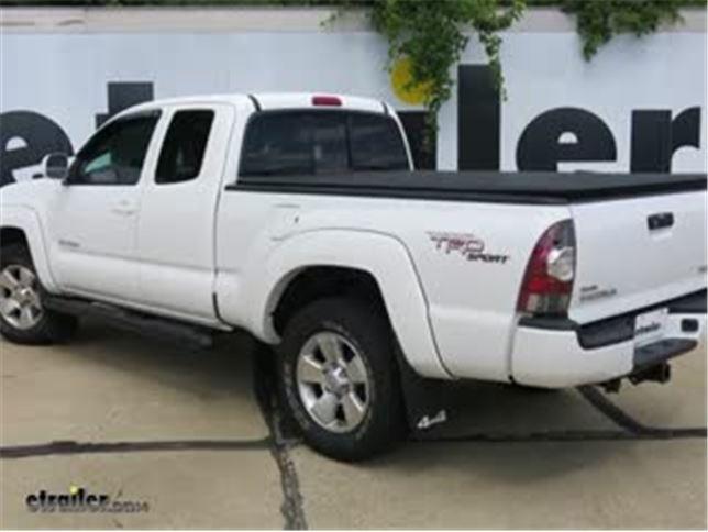 Locking Tailgate Handle for Toyota Tacoma
