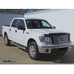 Video install pop and lock tailgate lock 2012 ford f150 pal8250