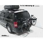 Pro Series Eclipse 4 Hitch Bike Rack Review - 2009 Chrysler Town and Country