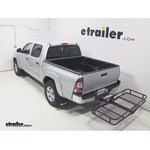 Pro Series Hitch Cargo Carrier Review - 2013 Toyota Tacoma