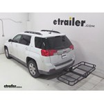 Pro Series Hitch Cargo Carrier Review - 2013 GMC Terrain