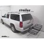 Pro Series Hitch Cargo Carrier Review - 2014 Chevrolet Suburban