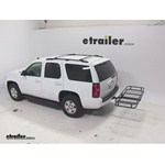 Pro Series Hitch Cargo Carrier Review - 2014 Chevrolet Tahoe
