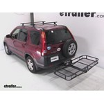 Pro Series Hitch Cargo Carrier Review - 2003 Honda CR-V