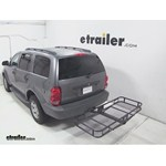 Pro Series Hitch Cargo Carrier Review - 2007 Dodge Durango