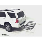 Pro Series Hitch Cargo Carrier Review - 2007 Toyota 4Runner