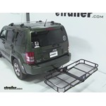 Pro Series Hitch Cargo Carrier Review - 2008 Jeep Liberty