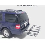 Pro Series Hitch Cargo Carrier Review - 2011 Ford Expedition