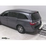 Pro Series Hitch Cargo Carrier Review - 2011 Honda Odyssey