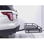 Pro Series Hitch Cargo Carrier Review - 2012 Ford Explorer