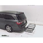 Pro Series Hitch Cargo Carrier Review - 2012 Honda Odyssey