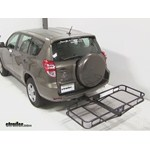 Pro Series Hitch Cargo Carrier Review - 2012 Toyota RAV4
