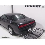 Pro Series Hitch Cargo Carrier Review - 2013 Dodge Challenger