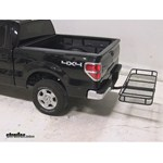 Pro Series Hitch Cargo Carrier Review - 2013 Ford F-150