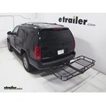 Pro Series Hitch Cargo Carrier Review - 2013 GMC Yukon