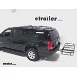 Pro Series Hitch Cargo Carrier Review - 2013 GMC Yukon XL