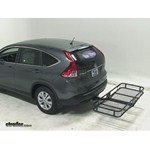 Pro Series Hitch Cargo Carrier Review - 2013 Honda CR-V
