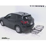 Pro Series Hitch Cargo Carrier Review - 2013 Mazda CX-5
