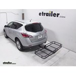 Pro Series Hitch Cargo Carrier Review - 2013 Nissan Murano