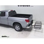 Pro Series Hitch Cargo Carrier Review - 2013 Toyota Tundra