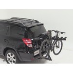 Pro Series Eclipse 4 Hitch Bike Rack Review - 2009 Toyota RAV4