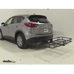 Pro Series Hitch Cargo Carrier Review - 2015 Mazda CX-5