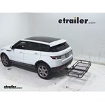 Pro Series Hitch Cargo Carrier Review - 2012 Land Rover Evoque