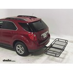 Pro Series Hitch Cargo Carrier Review - 2013 Chevrolet Equinox
