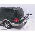 Pro Series Eclipse 4 Hitch Bike Rack Review - 2005 Ford Expedition