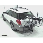 Pro Series Eclipse 4 Hitch Bike Rack Review - 2005 Subaru Outback Wagon