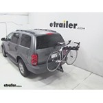Pro Series Eclipse 4 Hitch Bike Rack Review - 2007 Dodge Durango